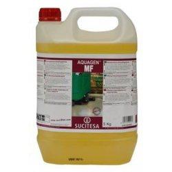Desengrasante enérgico para fregadoras. Botella 5 litros