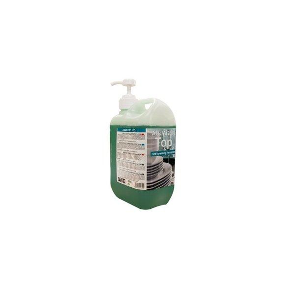 Lavavajillas manual dermoprotector con dosificador. Botella 2 litros