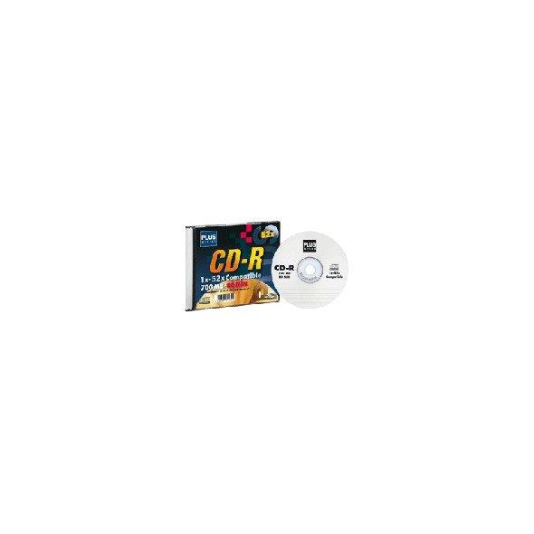 CD Grabable 52x 700Mb 80Min Funda rígida