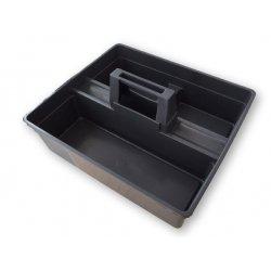 Bandeja porta accesorios para carro de limpieza