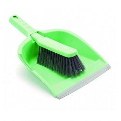 Cepillo manual con pala de mano