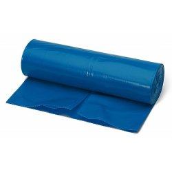 Bolsas de basura comunidad extraresistente Azul. Rollo 10 uds