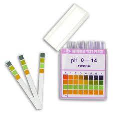 PH en los productos químicos de limpieza