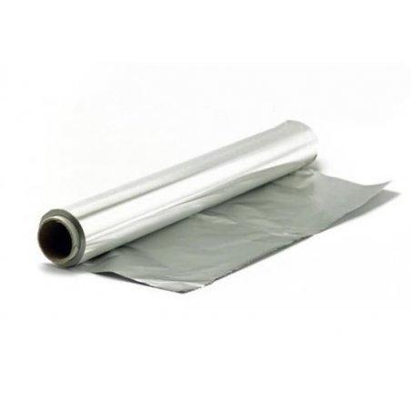 Rollo de papel aluminio industrial de 200 mts x 30 cms