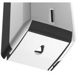 Dispensador de papel secamanos y 3 rollos minimecha 2 capas liso