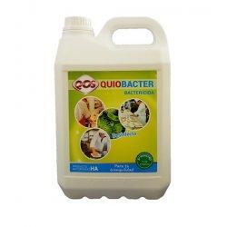 Limpiador desinfectante bactericida QUIOBACTER 5L. REGISTRO HA