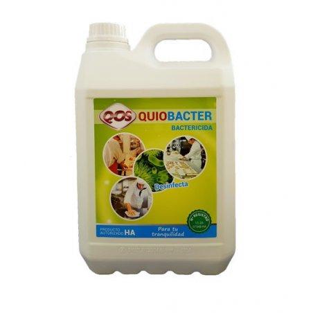 Limpiador desinfectante bactericida. 5L
