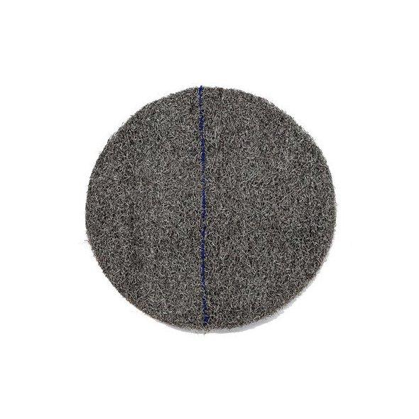 "Disco AKRON azul de abrillantado y cristalizado 17""/43 cms"