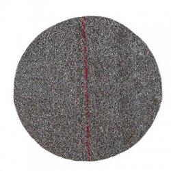 """Disco AKRON rojo de abrillantado y cristalizado 13""""/33 cm"""