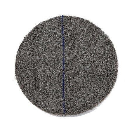 "Disco AKRON azul de abrillantado y cristalizado 21""/33 cms"