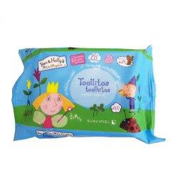 Toallitas húmedas infantiles. Paquete con 60 toallitas