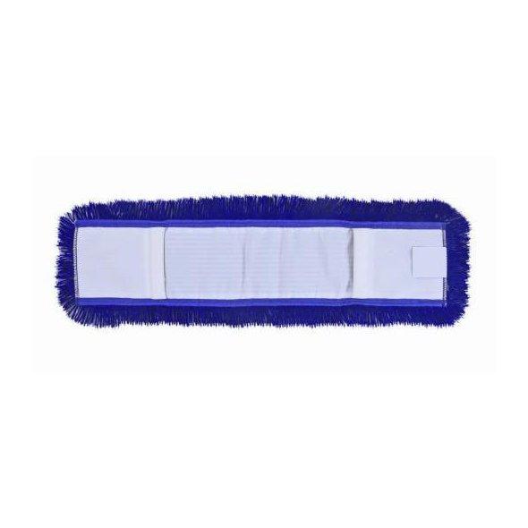 Recambio de mopa acrílica azul de 100 cms