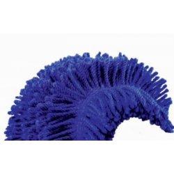 Mopa acrílica azul 100 cms con bastidor y mango extensible 150 cm
