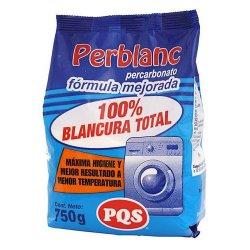 Blanqueante y quitamanchas percarbonato en polvo 750 gr