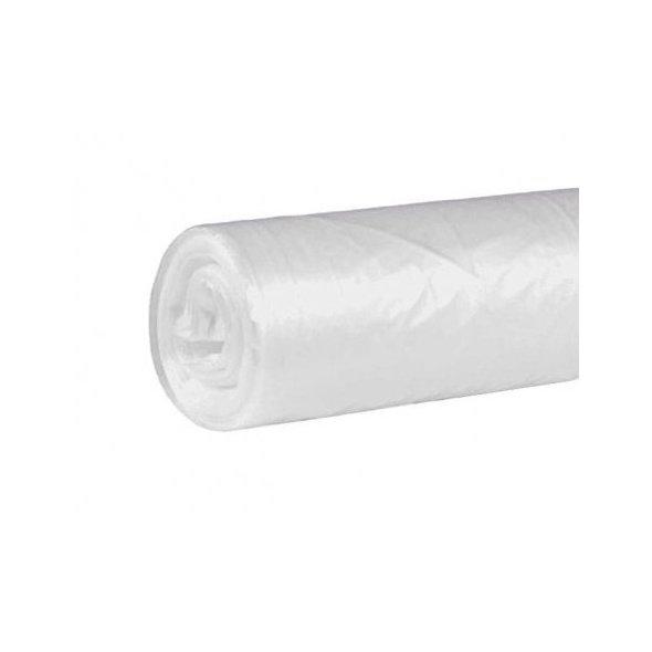 Bolsas de basura comunidad transparente 85x105 cm. Rollo 6 uds.