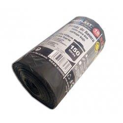 Bolsas de basura comunidad EXTRA RESISTENTES 85x105cm 150 Litros. 10 uds.