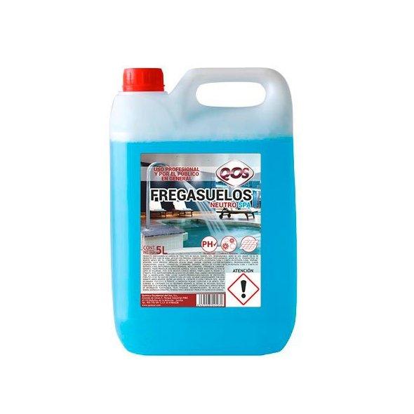 Fregasuelos neutro Spa 5L. Limpia y perfuma