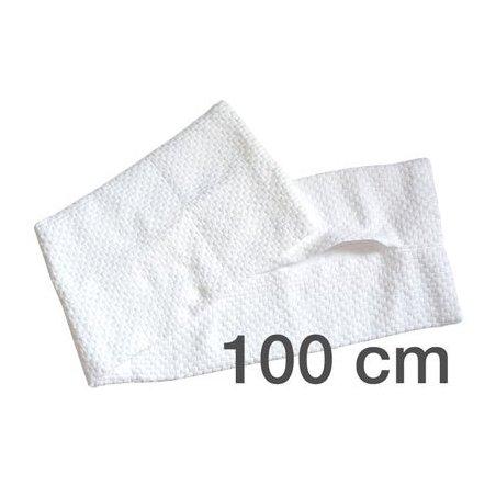 Cubre mopa de microfibra para mopas de 100 cm