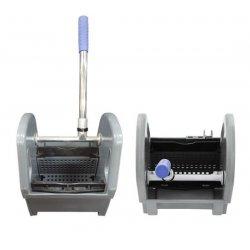 Prensa vertical mopas para carro de fregado