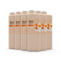 Gel de Baño Vitamina B, almendras y nueces 750 ml. 6 uds