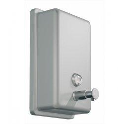 Dispensador de jabón acero inoxidable sanitado 850 ml