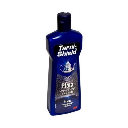 Limpiador de plata y acero inoxidable Tarni-Shield® 3M 250 ml