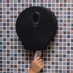 Dispensador papel higiénico industrial línea Elegant Ares