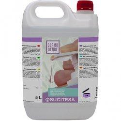 Gel hidroalcoholico desinfectante de manos Dermogenol. Garrafa 5L