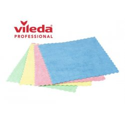 Bayeta semidesechable microfibra de Vileda. Pack dispensador 50 uds