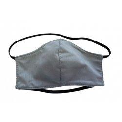 Mascarilla higiénica textil reutilizable y lavable