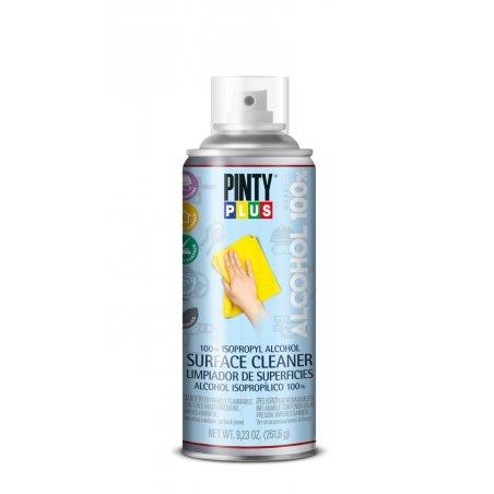 Alcohol limpiador y desengrasante de superficies en spray 400 ml