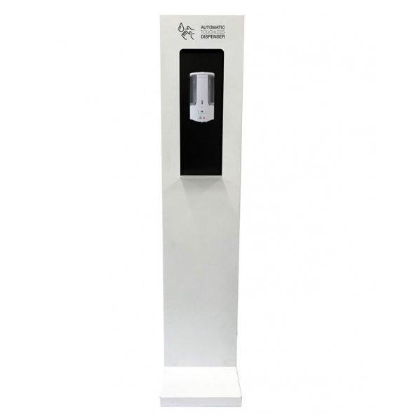 Expositor dispensador automático de gel 400 ml
