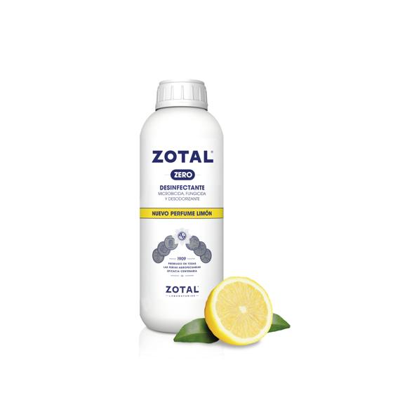 Zotal Zero. Desinfectante, microbicida, fungicida y desodorizante. 1 litro