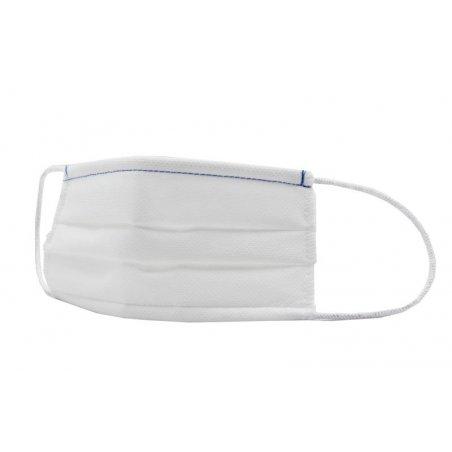 Mascarilla higiénica reutilizable para adultos. Pack 3 uds