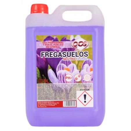 Fregasuelos PH neutro aroma floral