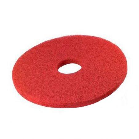 Disco rojo de limpieza para...