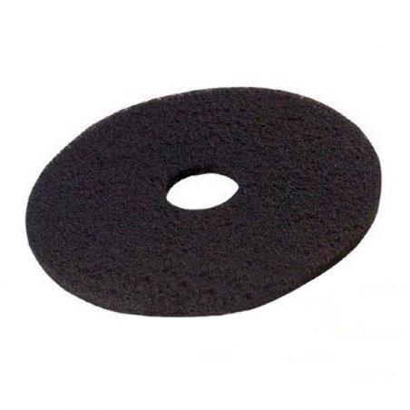 Disco negro de limpieza...