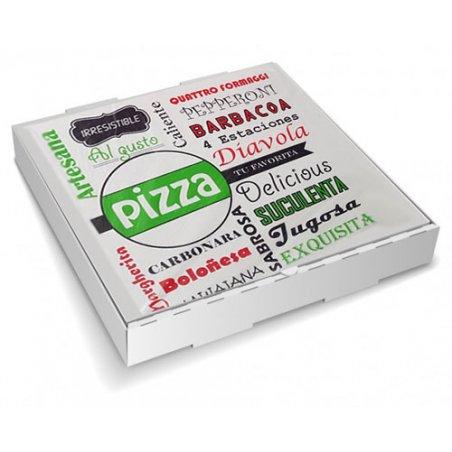 Caja pizza Kraft Chef...