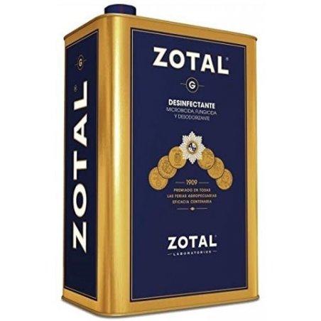 Zotal-D. Desinfectante,...