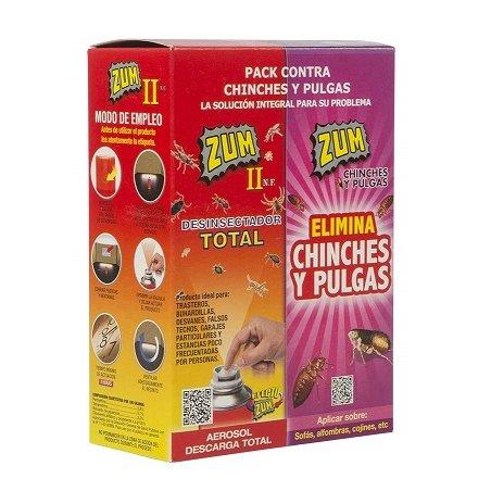 ZUM II Pack contra chinches...