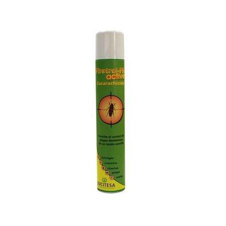 Insecticida Piretrol insectos rastreros
