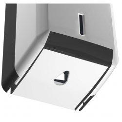 Dispensador ClimLine para bobinas mini secamanos de papel mecha.
