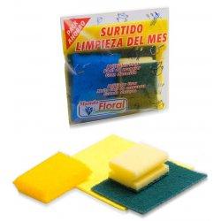 Pack surtido productos de limpieza