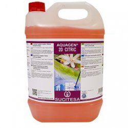 Fregasuelos extraperfumado neutro. BT 5 L. Citric