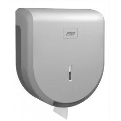 Portarrollos ClimLine plateado papel higiénico industrial