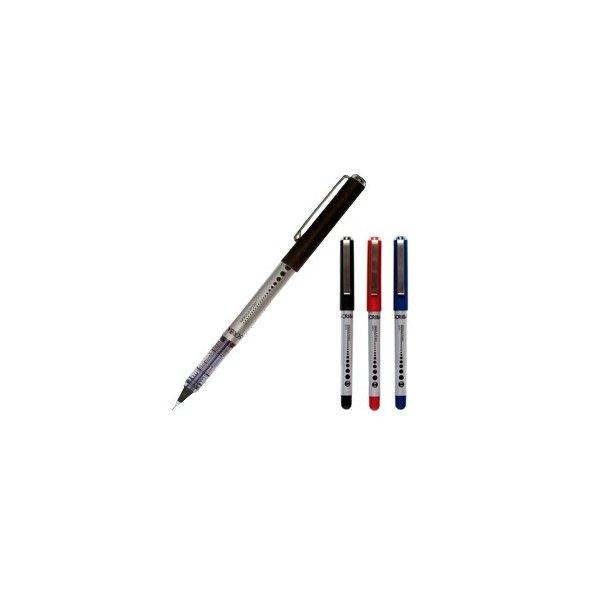 Bolígrafo Azul tinta líquida 0.5mm. Punta aguja