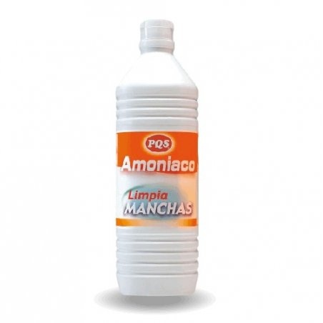Amoniaco limpia manchas. Caja 12 LT