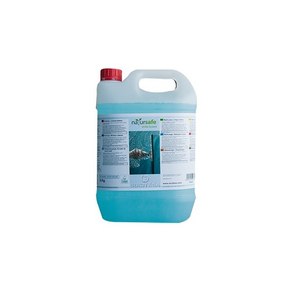 Limpiacristales ecológico Ecolabel. Gfa 5 Lt
