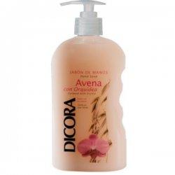 Jabón de manos dosificador Avena con orquídea