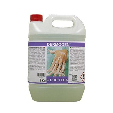 Gel lavamanos antiséptico para piel intacta 5 Lt